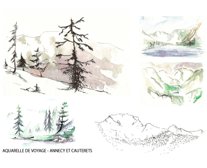 background_annecy_cauterets-Isabelle_Chasseigne